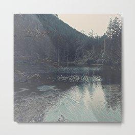 Lake I Metal Print