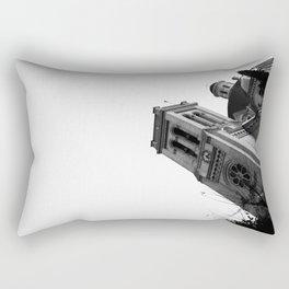 The Tower (B&W) Rectangular Pillow