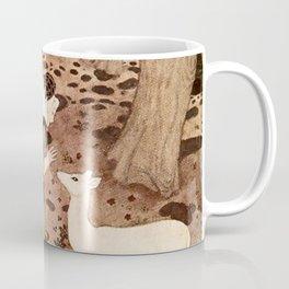 """""""The Hind"""" by Edmund Dulac Coffee Mug"""