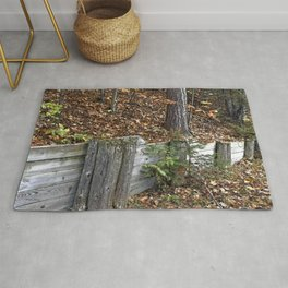 Wood Wall Rug