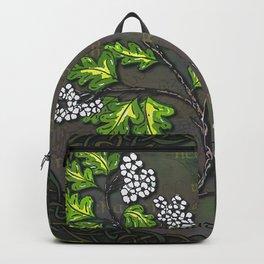 Celtic Hawthorn Backpack