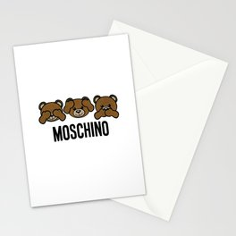 moschino Stationery Cards