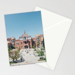 Barcellona, Spain, San pau Stationery Cards