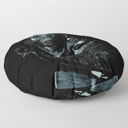 BB KING Floor Pillow
