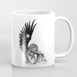 MIDNIGHT FLIGHT Coffee Mug