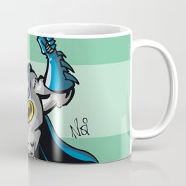 Another Strong man in a super hero costume Coffee Mug
