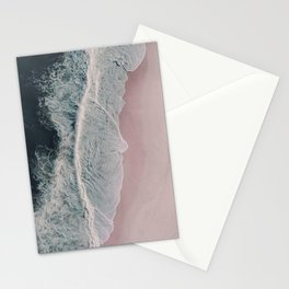 Sands of Cameo Pink Stationery Cards