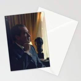 Nixon Seated in the Oval Office Stationery Cards