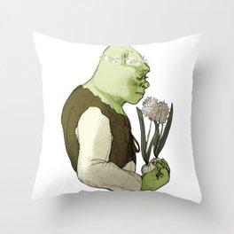 My muse Throw Pillow