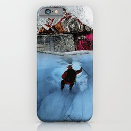 Frozen Dinner iPhone Case