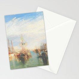 Venice from the Porch of Madonna della Salute by Joseph Mallord William Turner ca. 1835, British Stationery Cards