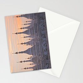 Sandamani Pagoda, Mandalay, Myanmar Stationery Cards
