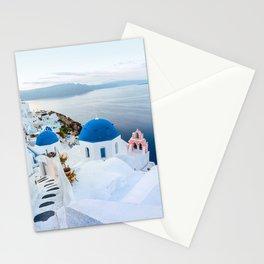 Beautiful Greece Views Stationery Cards