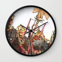 Roman Legion Wall Clock