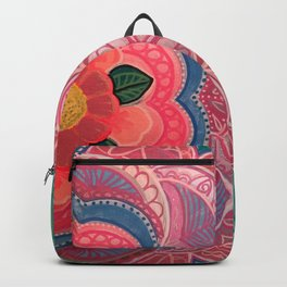 Pink Is The Word Backpack