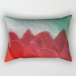 two red tulips -100- Rectangular Pillow
