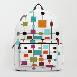 Mid-Century Modern Art 1.3.1 Backpack