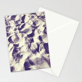 Midnight Sand  Stationery Cards