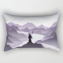 atla - vision of the true mind Rectangular Pillow