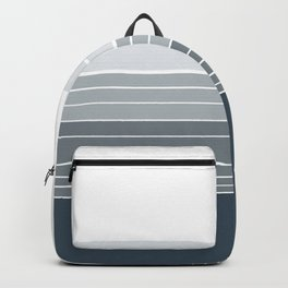 Coastal Grey Backpack