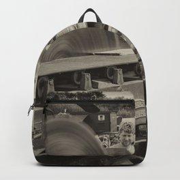 Rack Bench  Backpack