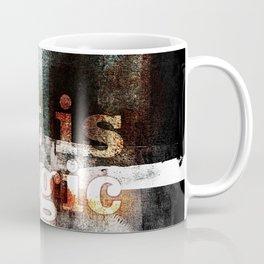 ART IS MAGIC Coffee Mug