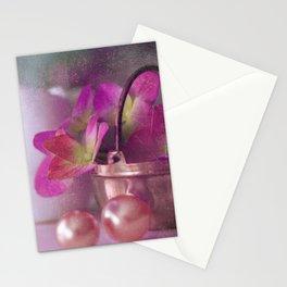 Pretty Vintage Still Life 20 Stationery Cards
