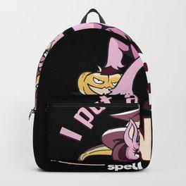 Halloween Unicorn Backpack