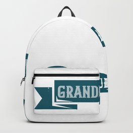 Grandfathers are just antique little boys Backpack
