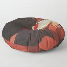 Merry Surreal Christmas ... Floor Pillow