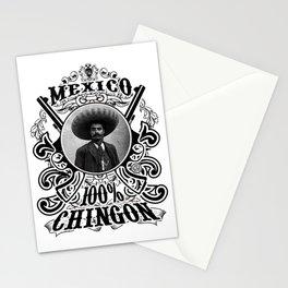 Zapata Black Stationery Cards