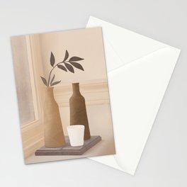 Vase Decoration IV Stationery Cards