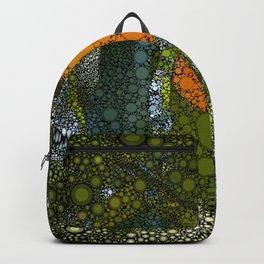Kumquat Mosaic Backpack