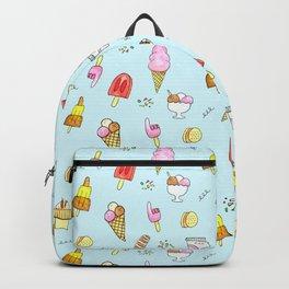 Ice Cream Summer Backpack