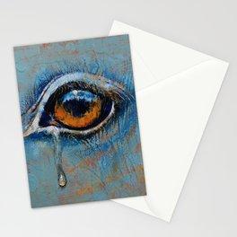 Horse Eye Stationery Cards