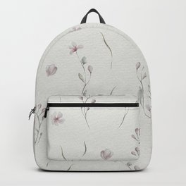 Delicate Flower Pattern  II Backpack