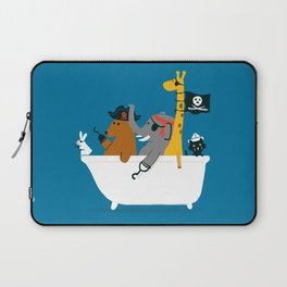 Everybody wants to be the pirate Laptop Sleeve