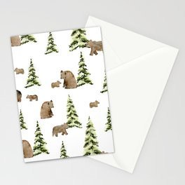 Can't Bear It Stationery Cards