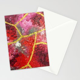 """""""Mended with gold"""" collection - Cherished Stationery Cards"""
