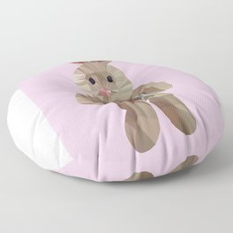 Wether Limited Plush Toy Low Poly Portrait Floor Pillow