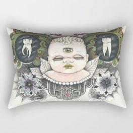 All Knower Rectangular Pillow
