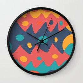 Big circus Wall Clock