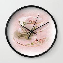 Butter Cup Wall Clock