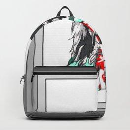 Spirited japanese animation  Backpack