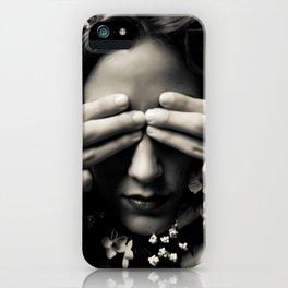 Unseen Beauty iPhone Case