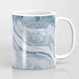 Cipollino Azzurro blue marble Coffee Mug