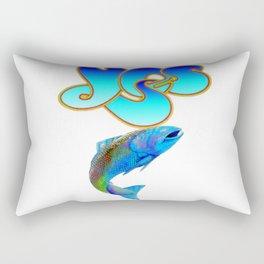 Chris Squire - Yes Rectangular Pillow