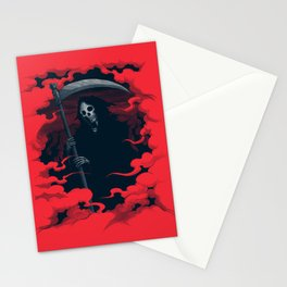 Mort Stationery Cards