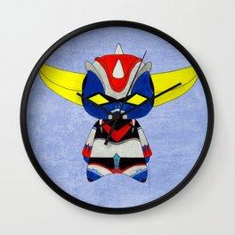 A Boy - Grendizer aka Goldorak Wall Clock