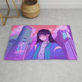 Shibuya Girl Rug